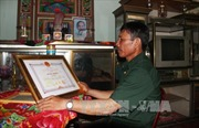 Người thương binh dân tộc Khmer làm kinh tế giỏi