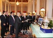 Việt Nam luôn coi trọng phát triển quan hệ đoàn kết, hợp tác với Campuchia