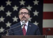 Tổng thống Trump chỉ định tân đại sứ Mỹ tại Afghanistan
