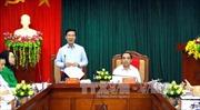 Trưởng ban Tuyên giáo Trung ương làm việc tại tỉnh Tuyên Quang