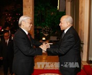 Tuyên bố chung về tăng cường quan hệ hữu nghị, hợp tác Việt Nam - Campuchia