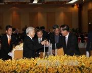 Củng cố, phát triển tình đoàn kết hữu nghị truyền thống và hợp tác toàn diện Việt Nam-Campuchia