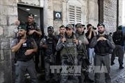 Đụng độ tiếp diễn tại Jerusalem khiến hàng chục người thương vong
