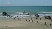 Tàu gián điệp Trung Quốc bất ngờ xuất hiện gần khu vực quân đội Australia-Mỹ tập trận