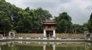 Hà Nội: Tu bổ giếng Thiên Quang phải tuân thủ giá trị bảo tồn