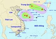 Cập nhật: Bão số 3 suy yếu, áp thấp nhiệt đới có thể mạnh thêm thành bão