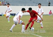 Đội tuyển U15 quốc gia về nước trong sự đón tiếp nồng hậu của người hâm mộ
