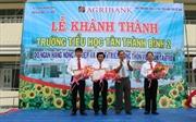 Agribank Bến Tre tài trợ trường Tiểu Học Tân Thành Bình 2
