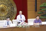 Phó Chủ tịch Quốc hội gặp mặt Đoàn đại biểu Quốc hội Vĩnh Long các thời kỳ