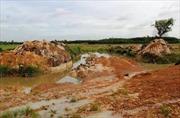 Tây Ninh thu hồi giấy phép khai thác khoáng sản của doanh nghiệp Xuân Lan
