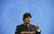 Tổng thống Bolivia cáo buộc Mỹ từng lên kế hoạch ám sát ông