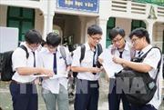 Muộn nhất 1/8 các trường phải công bố điểm chuẩn