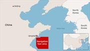 Hải quân Trung Quốc phong tỏa biển Hoàng Hải