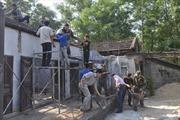 Hà Nội đi đầu trong xây dựng, sửa chữa nhà ở cho người có công