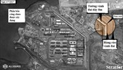 Ảnh vệ tinh lộ kiến trúc căn cứ quân sự Trung Quốc ở châu Phi