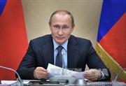 Tổng thống Putin lên án xu hướng chống Nga quá khích tại Mỹ