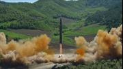 Hơn một nửa lục địa Mỹ nằm trong tầm bắn của tên lửa đạn đạo Triều Tiên thử đêm 28/7