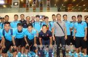 SEA Games 29: Đội tuyển U22 Việt Nam có mặt tại Malaysia