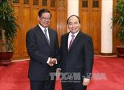Thúc đẩy hợp tác an ninh chặt chẽ, hiệu quả với Campuchia và Lào