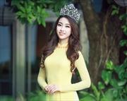 Hoa hậu Đỗ Mỹ Linh làm Đại sứ Chương trình 'Bữa ăn an toàn'