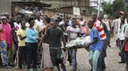 Tấn công quán bar ở thủ đô Burundi, hàng chục người thương vong