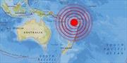 Lại xảy ra động đất mạnh tại Fiji