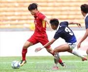 'Tặng' penalty cho Campuchia, trọng tài nhận sai với U22 Việt Nam