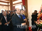 Thủ tướng Nguyễn Xuân Phúc dâng hưởng tưởng nhớ Bác Hồ tại Thái Lan