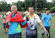 SEA Games 29: Thái Lan lọt tốp 3 trên bảng tổng sắp huy chương