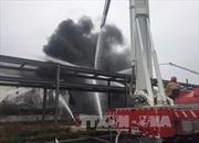Hàn Quốc: Nổ tại nhà máy đóng tàu, 4 công nhân thiệt mạng