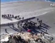 Cận cảnh hàng trăm lính Trung - Ấn ẩu đả ở biên giới