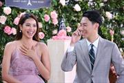 Phạm Hương đẹp kiêu sa khi 'lạc' vào vườn hoa hồng Pháp
