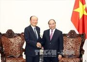 Thủ tướng Nguyễn Xuân Phúc tiếp Tập đoàn Charmvit (Hàn Quốc)