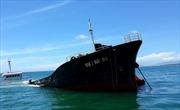 Khẩn trương cứu hộ tàu Việt Hải 06 bị chìm trên vùng biển Ninh Thuận