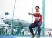 Vận động viên Malaysia phá kỷ lục nội dung ném búa nhờ khổ luyện