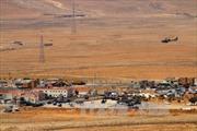 Quân đội Syria siết chặt vòng vây IS tại sa mạc Badiya