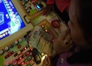 Triệt phá ổ cờ bạc trá hình bằng trò chơi điện tử
