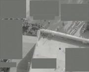 Cận cảnh máy bay Anh dội tên lửa chặn đứng vụ xử tử tù nhân của IS