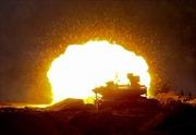 Xem xe tăng, trực thăng Nga 'khạc' lửa trong cuộc tập trận lớn nhất kể từ Chiến tranh Lạnh