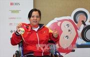 ASEAN Para Games 9: Nghị lực của 'cô gái vàng' Linh Phượng