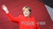 Người dân tin tưởng năng lực của Thủ tướng Merkel