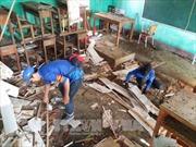 Văn phòng Chủ tịch nước ủng hộ đồng bào miền Trung khắc phục hậu quả bão số 10