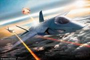 Xem súng laser Mỹ 'âm thầm' hạ gục một lúc 5 máy bay không người lái