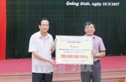 Bộ trưởng Đào Ngọc Dung: Quảng Bình cần quan tâm đến an sinh xã hội, tạo sinh kế cho nhân dân