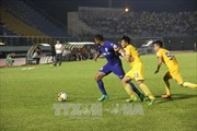 V-League 2017: Than Quảng Ninh và Becamex Bình Dương cầm hòa trên sân nhà