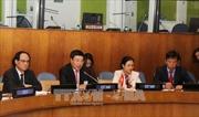 Hoạt động của Phó Thủ tướng Phạm Bình Minh tại Khóa họp 72 ĐHĐ LHQ