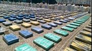 Colombia tịch thu 7 tấn cocaine, trị giá hơn 200 triệu USD