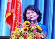 Phó Chủ tịch nước dự lễ kỷ niệm 20 năm thành lập Đại học Tôn Đức Thắng