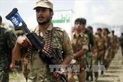 Phiến quân Houthi phóng tên lửa đạn đạo vào căn cứ không quân Saudi Arabia