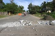Động đất 5,4 độ Richter ở Philippines
